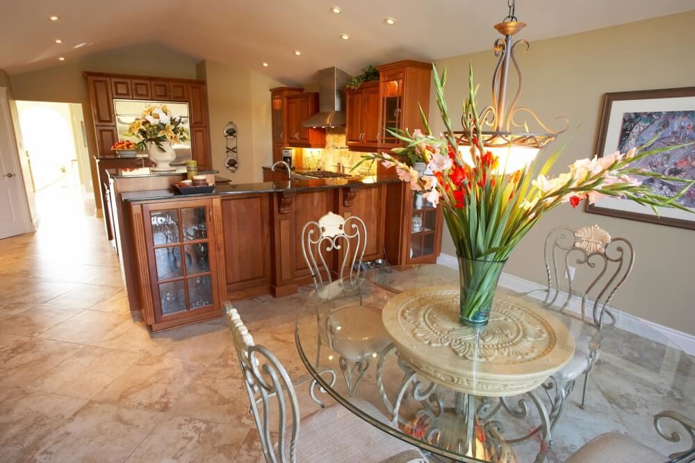 decoracao casa flores 9835 - O poder das Flores na sua casa... e na sua vida!