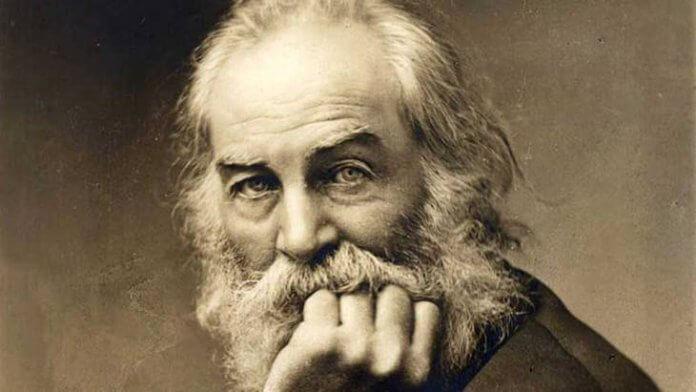 """walt 696x392 - """"Carpe Diem"""", o belo e encantador poema de Walt Whitman que irá motivá-lo a lutar por seus sonhos"""