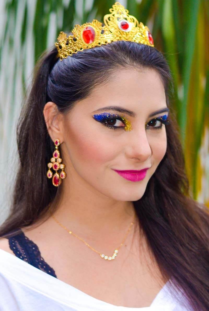 DSC 0006 - Inspiração de Maquiagem pro Carnaval??? 16 fotos para ajudar você a se produzir!