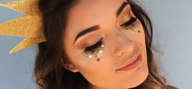 maquiagem para cada signo 650x303 - Inspiração de Maquiagem pro Carnaval??? 16 fotos para ajudar você a se produzir!