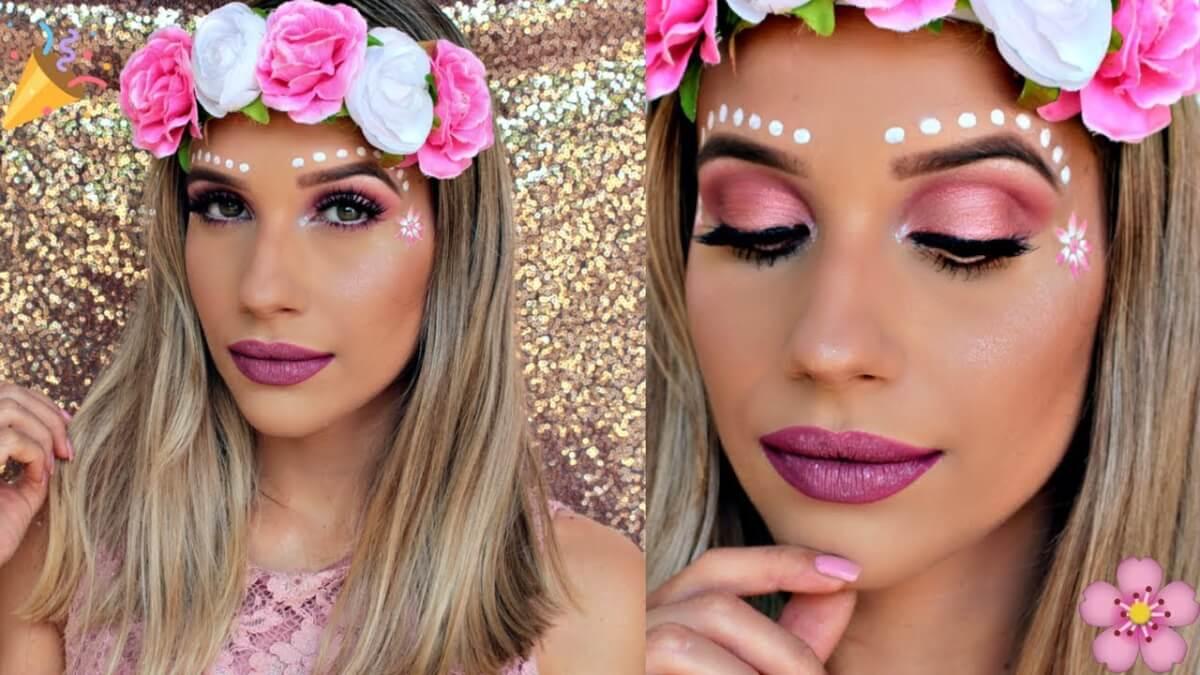 maxresdefault - Inspiração de Maquiagem pro Carnaval??? 16 fotos para ajudar você a se produzir!