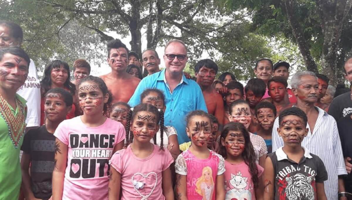 maxakali - Escola de MG é a primeira a incluir língua indígena no currículo escolar