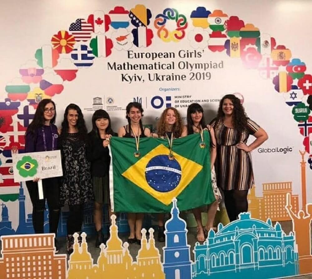 Mariana EGMO 1 - Com apenas 17 anos, brasileira leva ouro em Olimpíada Europeia de Matemática