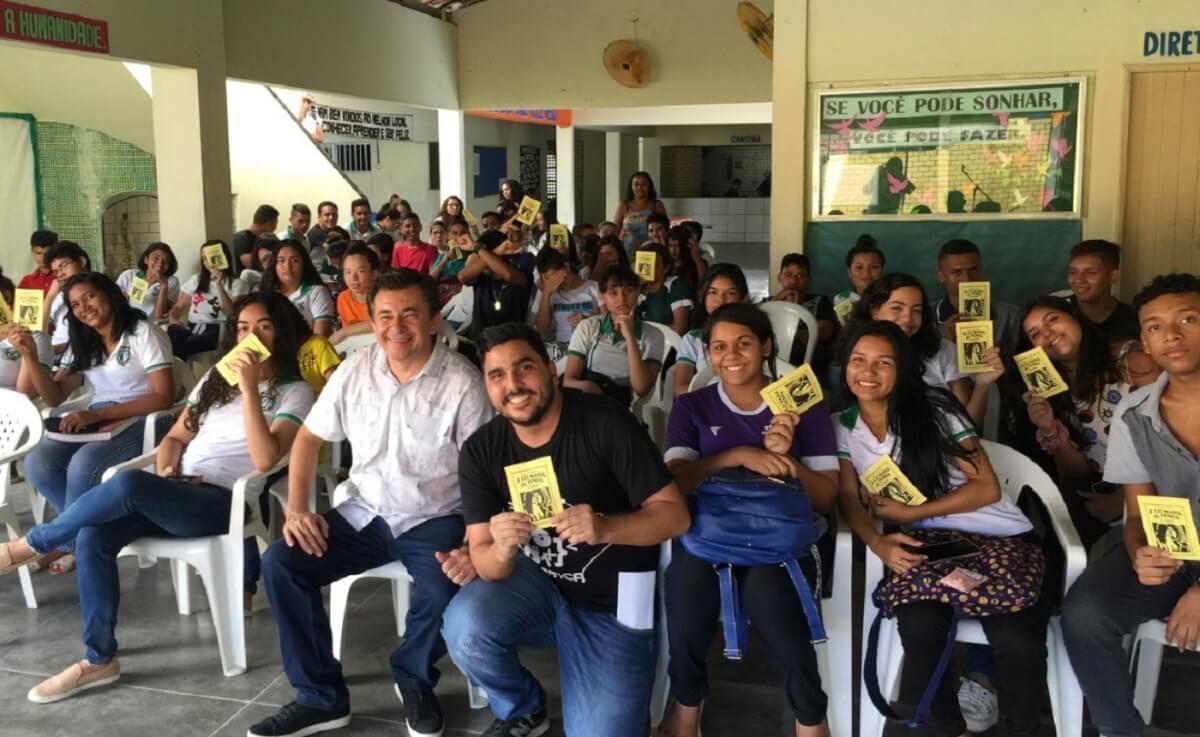 lei maria da penha - Escolas usarão literatura de cordel para ensinar sobre a LEI MARIA DA PENHA