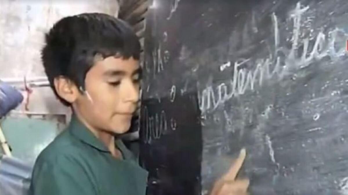 leonardo nicanor quinteros 545x307 - Com 12 anos, garoto funda sua escola gratuita para crianças carentes