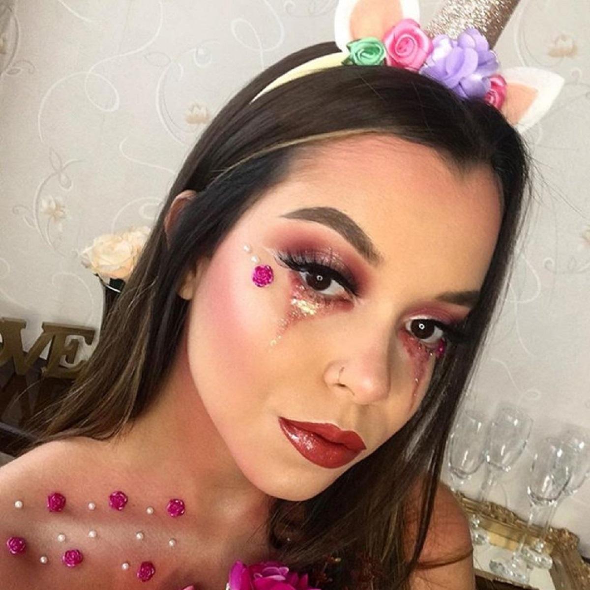 2 7 - 10 ideias INCRÍVEIS de maquiagem para você arrasar nesse Carnaval