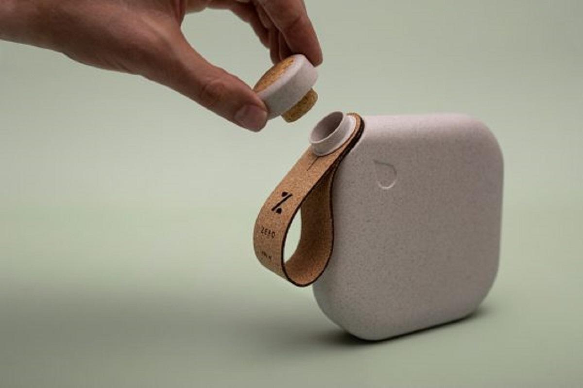 bio opakowania do samolotu whitemad4 545x363 1 - Embalagem 100% biodegradável feita de café, arroz e coco vem para brigar com o plástico