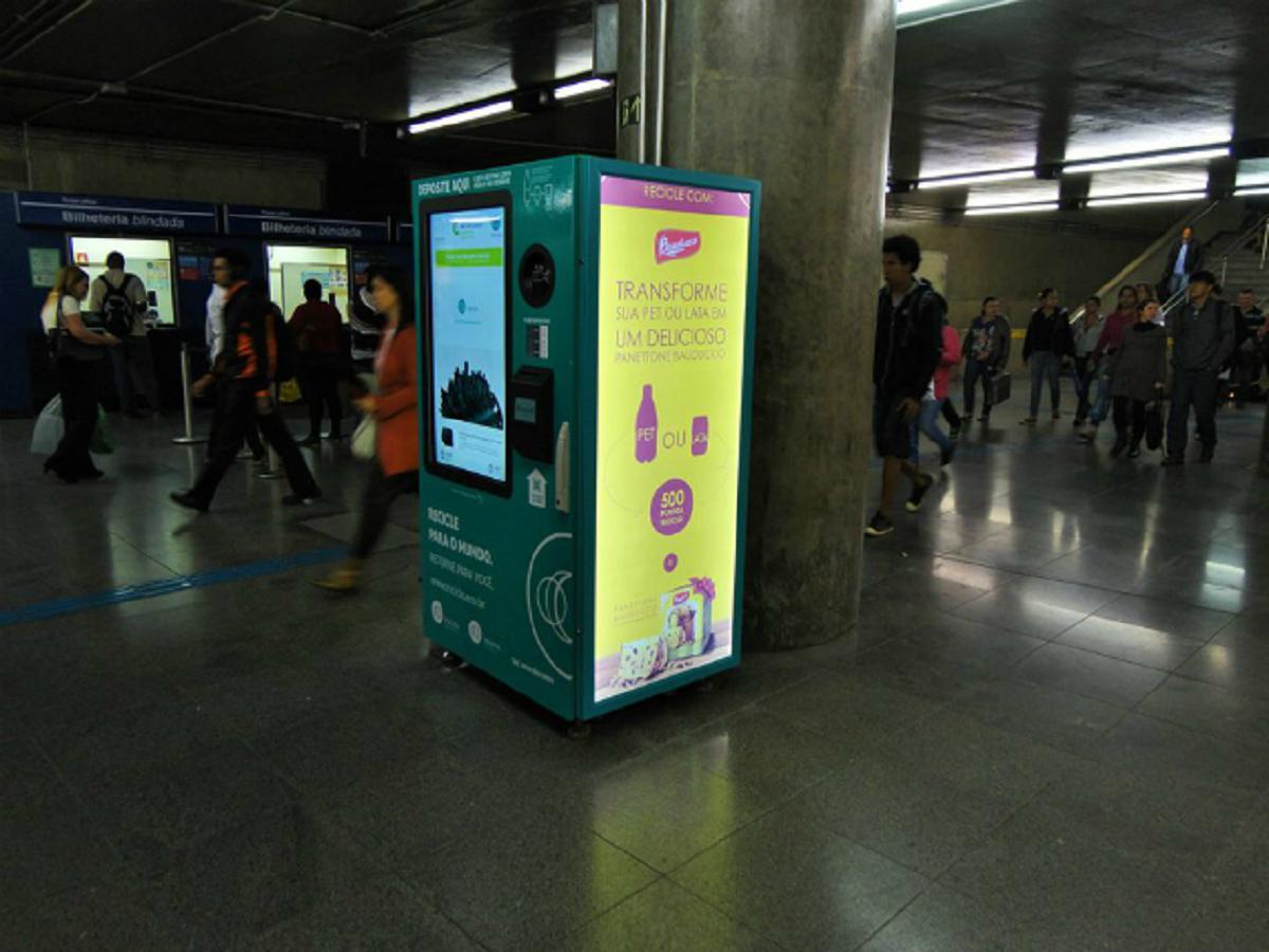 maquina6crop - Projeto que troca garrafas PET por crédito em transporte público começa em SP!