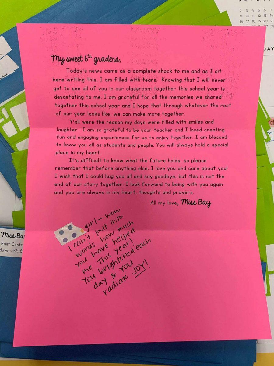 teacher letters 04 ht jc 200319 hpEmbed 3x4 1600 scaled - Professora escreve 100 cartas aos seus alunos devido afastamento pelo Coronavírus