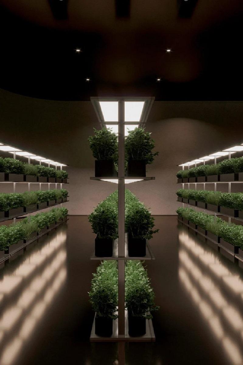 plan b underground bunker sergey2 - Uma Casa Bunker moderna, estilosa e minimalista no meio do campo