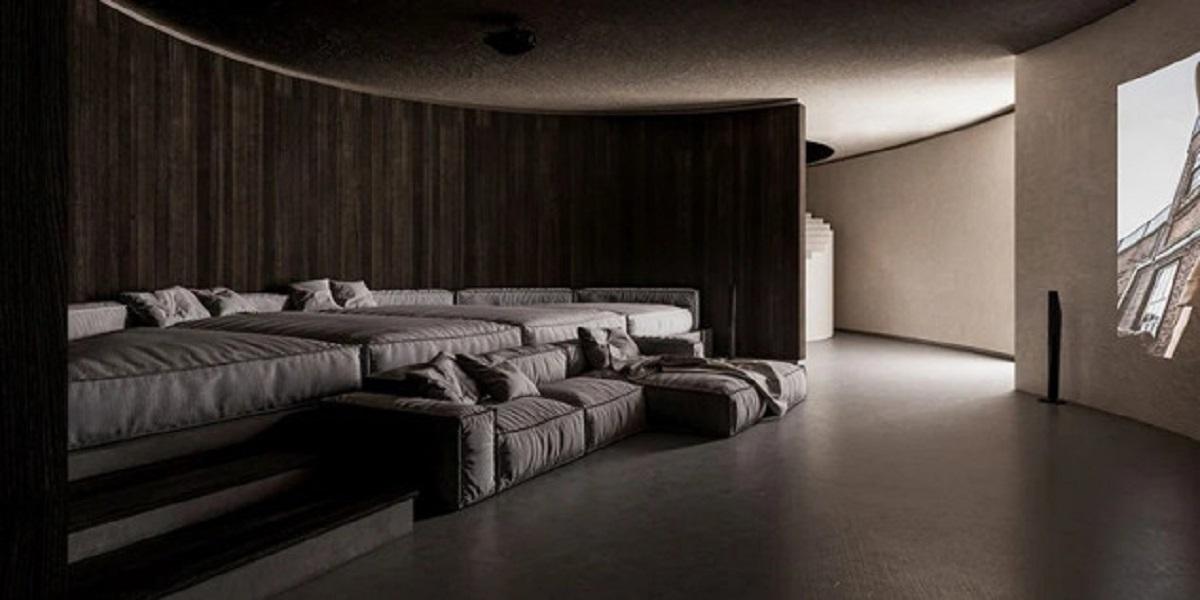 plan b underground bunker sergey5 - Uma Casa Bunker moderna, estilosa e minimalista no meio do campo