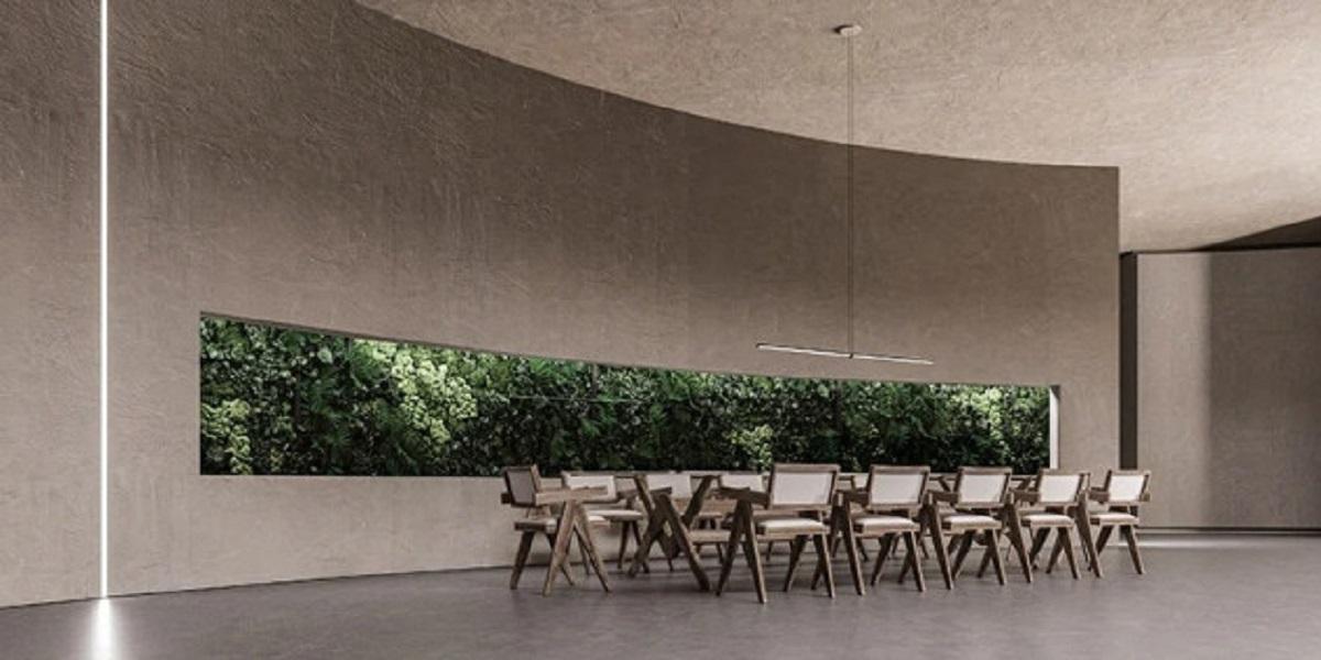 plan b underground bunker sergey7 - Uma Casa Bunker moderna, estilosa e minimalista no meio do campo
