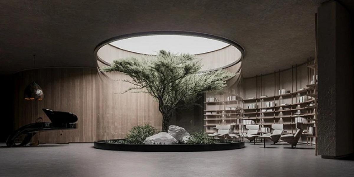 plan b underground bunker sergey8 - Uma Casa Bunker moderna, estilosa e minimalista no meio do campo